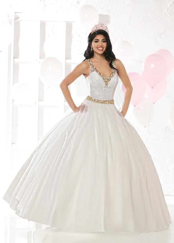 alternativas de Vestidos de 15 Años Blancos