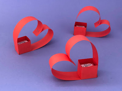 DIY-Basteltipp von Ars Vera für ein Papier-Herz