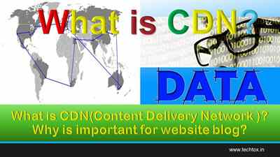 What is CDN (Content Delivery Network )? Why is important for website blog?