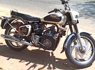 Jugaad's awesome, diesel-powered bullet gives a mileage of 100