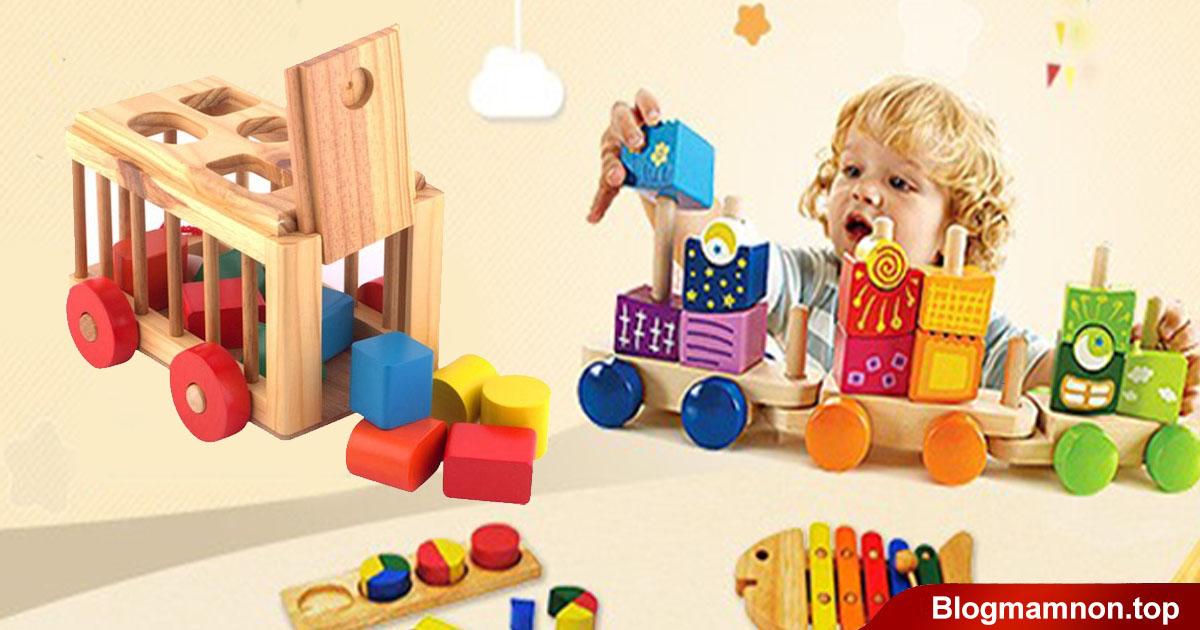 Đồ chơi cho trẻ từ 4 tuổi – 6 tuổi