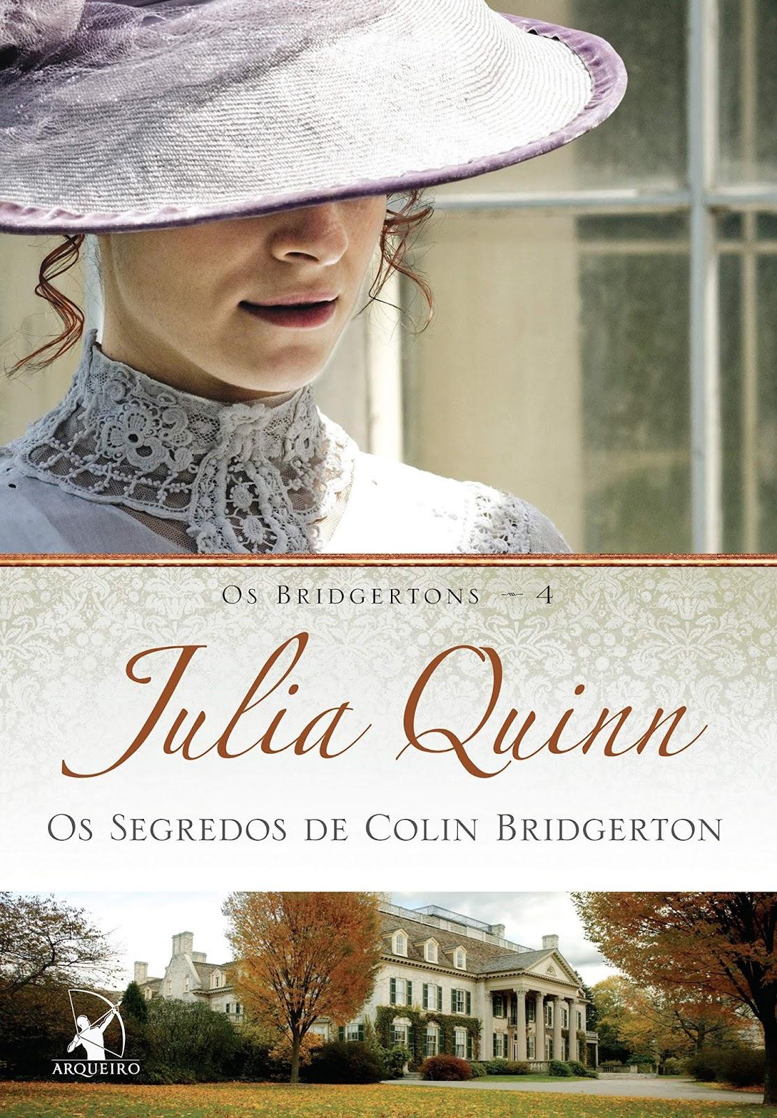 ( Resenha ) Os Segredos de Colin Bridgerton - Livro 4 da