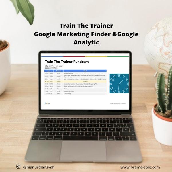Train The Trainer dari Google
