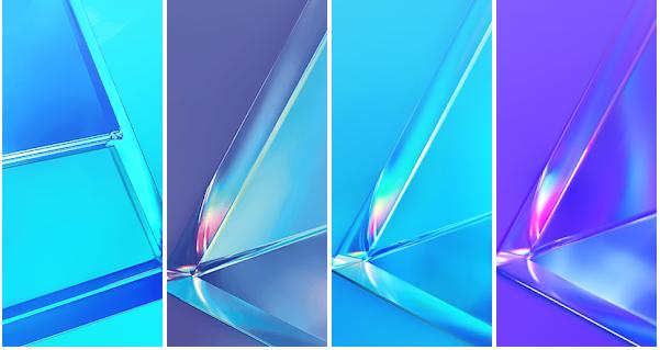 تحميل خلفيات أوبو  Oppo A52 و A72 و A92 خلفيات رسمية [HD+]