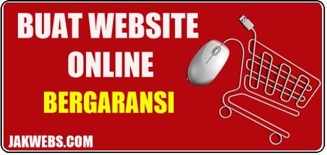 pembuatan website online, jasa pembuatan website profesional, harga jasa pembuatan website