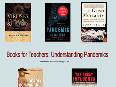 Understanding Pandemics: Some Good Reads for Teachers and Students