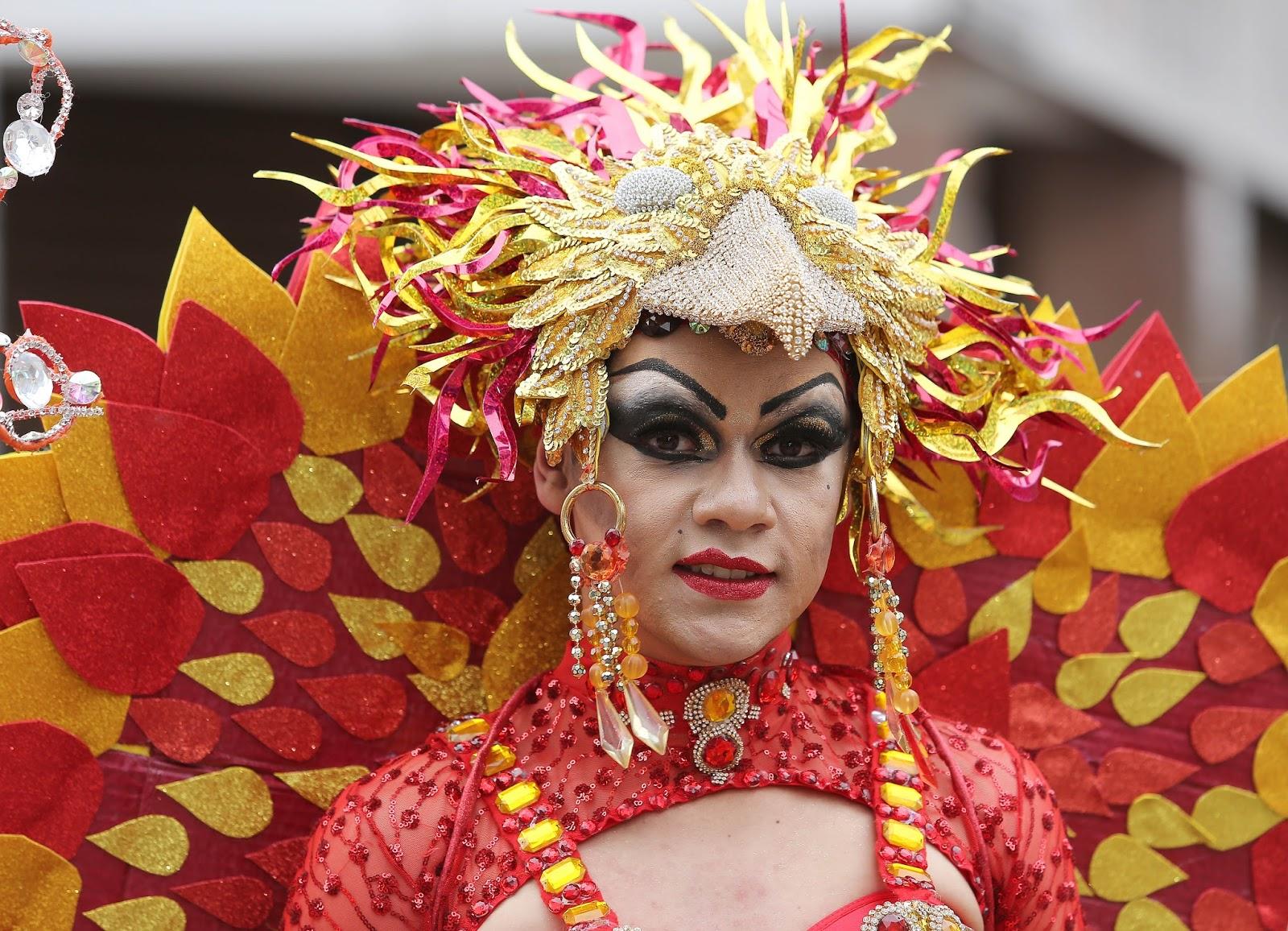 Veja imagens da 17ª Parada da Diversidade de Curitiba