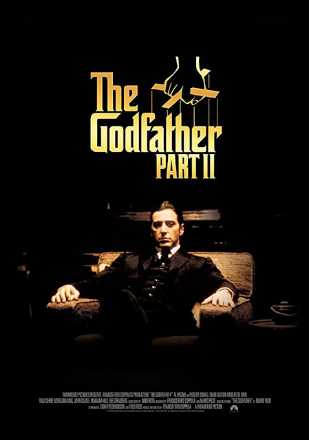 O Padrinho Parte II (The Godfather part II)