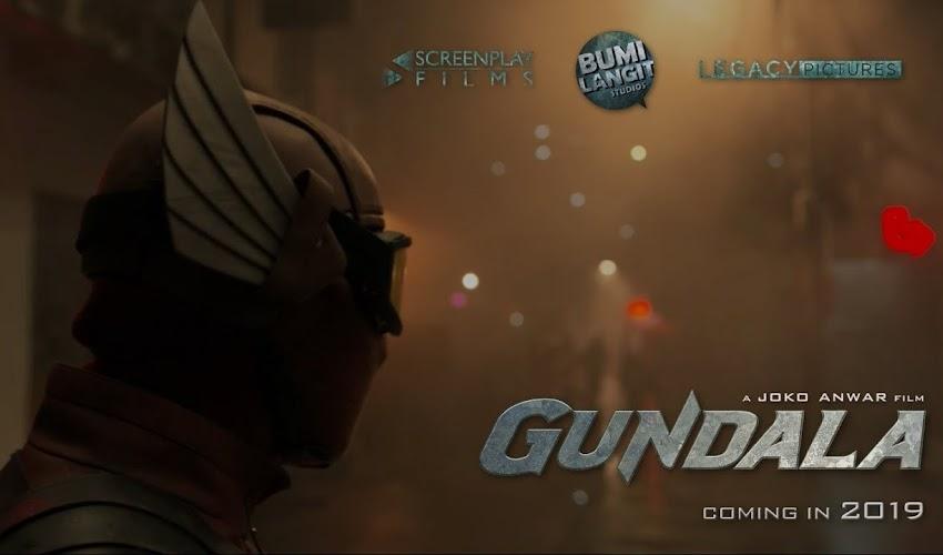 Review awam tentang film Gundala