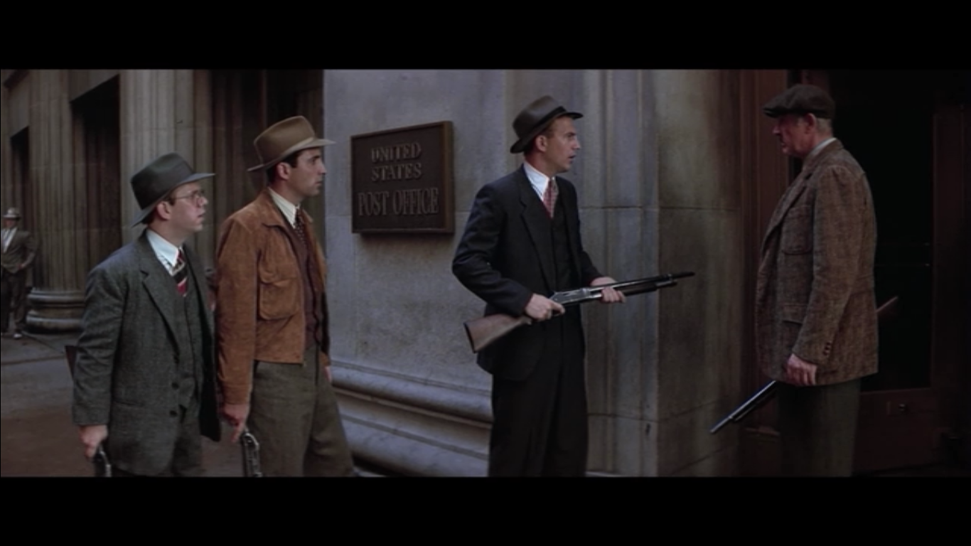 Lindsey's Film Odyssey: The Untouchables (1987)