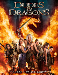 pelicula Dudes & Dragons (2015)