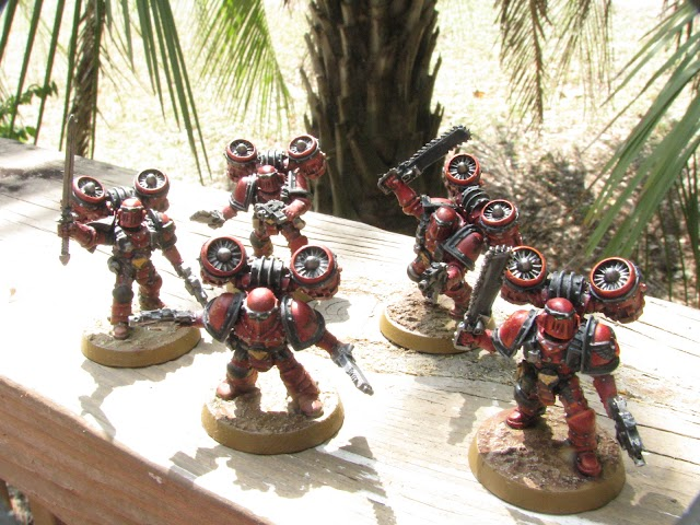 What's On Your Table: 9th Legion