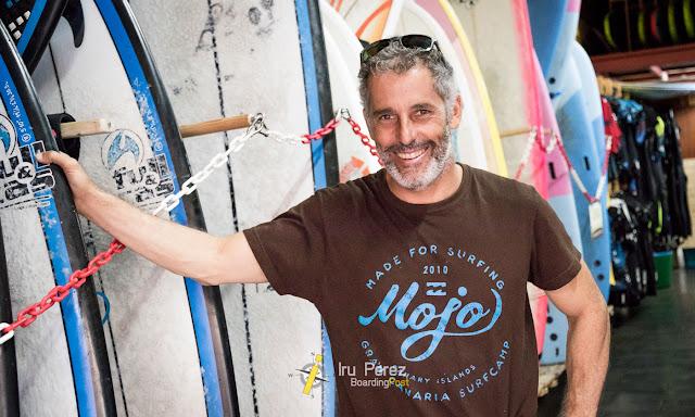 Eduardo Acosta, director de MojoSurf