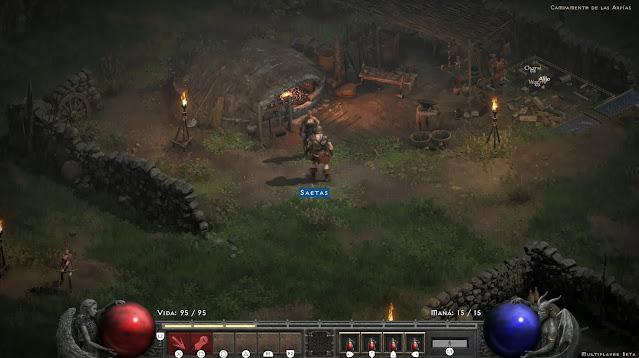 Herrera Diablo II Resurrected