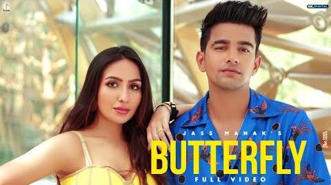 Butterfly Song Lyrics- Jass Manak | Punjabi Song | lyricspig