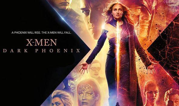X-Men: Phượng Hoàng Bóng Tối - Dark Phoenix (2019)