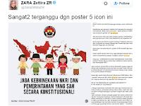 FB POLRI rilis Poster Yang Bikin MARAH Netizen dari Sabang Sampai Merauke, Ini Poster Besarnya dan Tanggapan Netizen