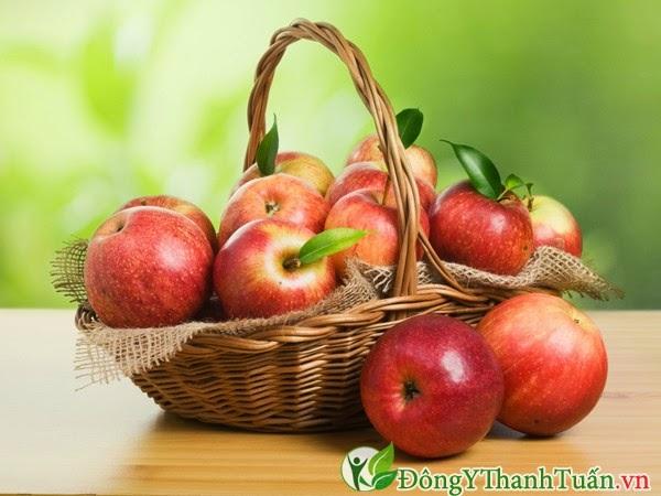 Cách chữa viêm lợi bằng táo