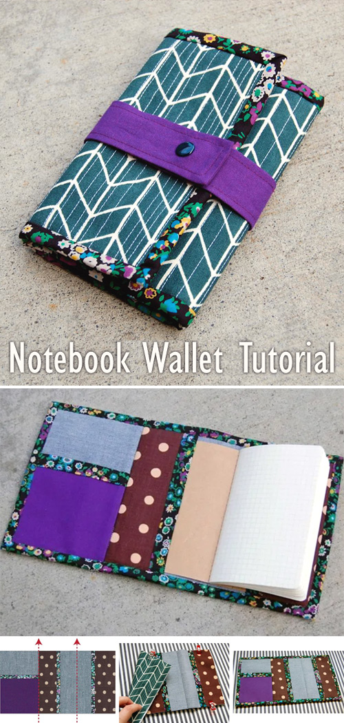 Notebook Wallet Tutorial