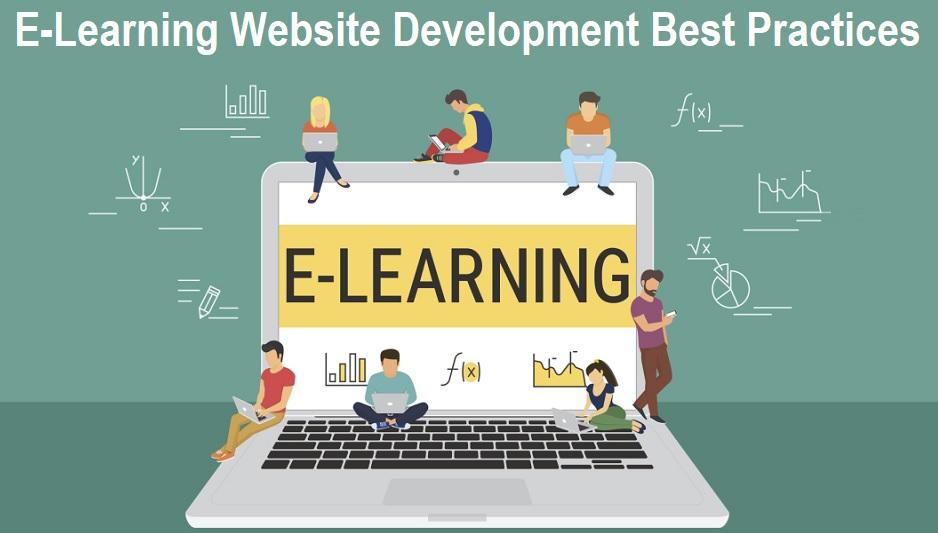 E-Learning Website Development