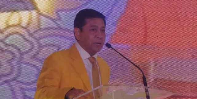 Tersangka Korupsi e-KTP Setya Novanto Ajak Kader Golkar Kawal Dana Desa agar Tak di Korupsi