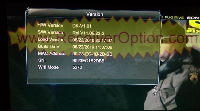 DIGISAT 3232 UHD HYPER RECEIVER TEN SPORTS OK NEW SOFTWARE BY USB