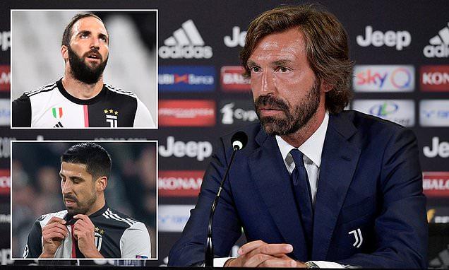 Pirlo tiếp tục cải tổ, thẳng tay đuổi 2 sao Juventus