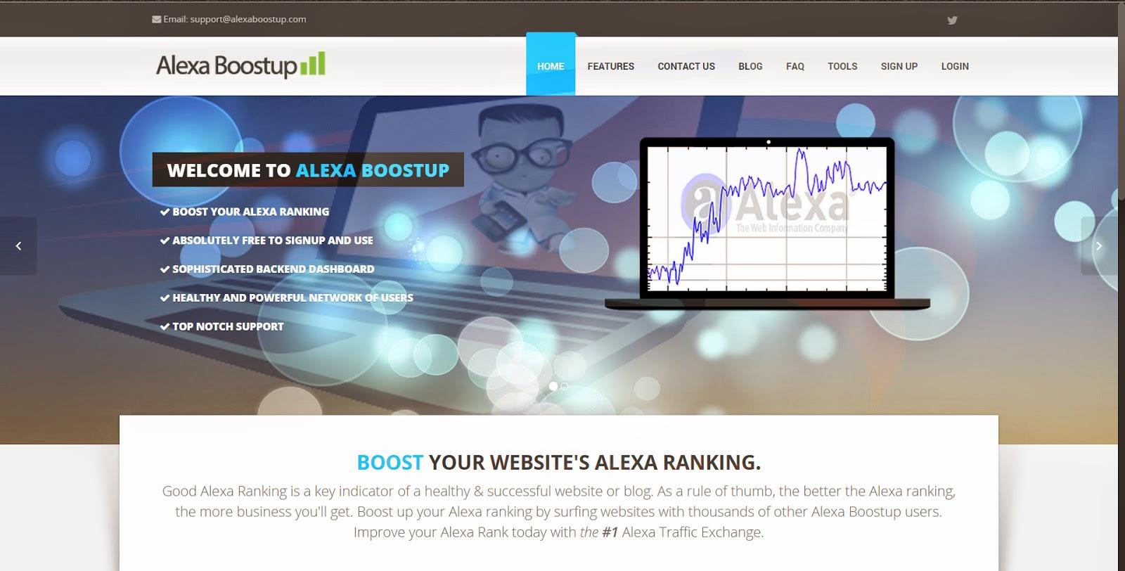 Comment augmenter votre Alexa Rank Comment augmenter votre Alexa Rank Untitled 1