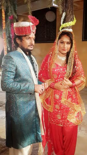 'प्रियंका पंडित ने शूटींग पूरी की फिल्म 'बागी इश्क़' का ! Priyanka Pandit's Completed Shooting of Baaghi Ishq