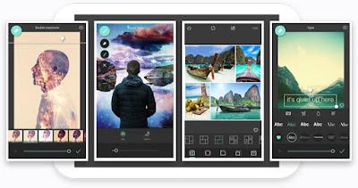 افضل برنامج لتعديل الصور للاندرويد, تطبيق Pixlr, Pixlr apk pro paid