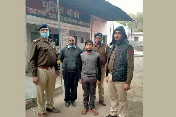 faridabad-sanjay-colony-police-chowki-find-missing-boy