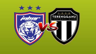 Live Streaming JDT II vs Terengganu II Challenge Cup 27.9.2019