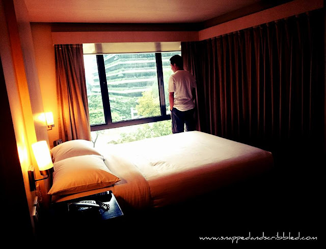 Ortigas Staycation At The Linden Suites