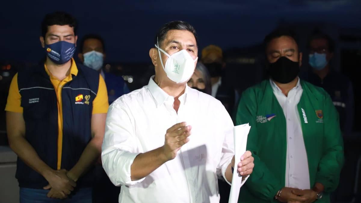 Alcalde de Cali pide la renuncia a todos los secretarios de su gabinete y a directores de entidades