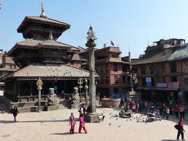 Bhaktapur square