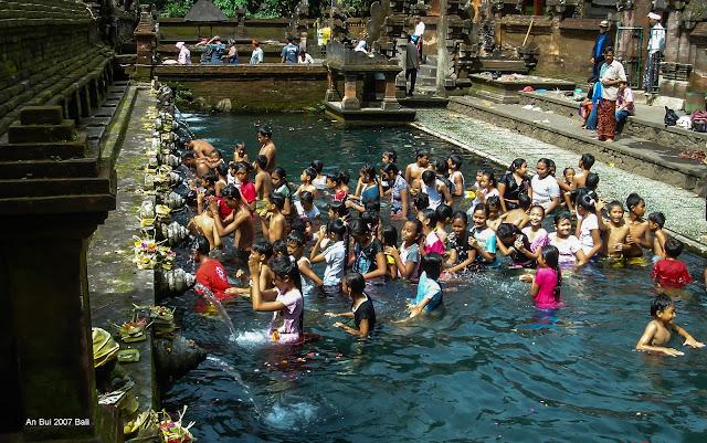 Du lịch Bali, Indonesia 2007