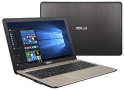 Drivers Asus X541N windows 10 64bit Download