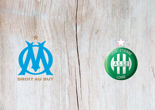 Olympique Marseille vs Saint-Etienne -Highlights 1 September 2019