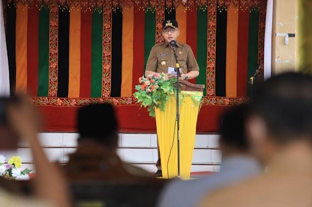 90 Titik di Seluruh Aceh, Gubernur Buka Pasar Murah di Aceh Singkil