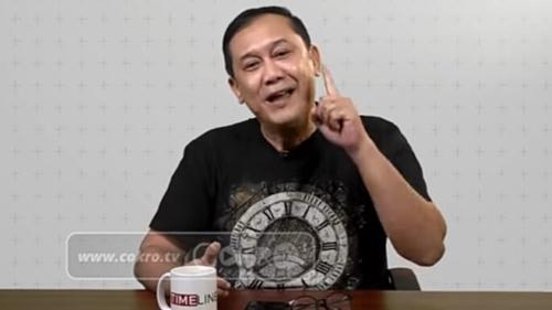 TNI Tolak Donasi Beli Kapal Selam, Denny Siregar: Panitianya Kaya