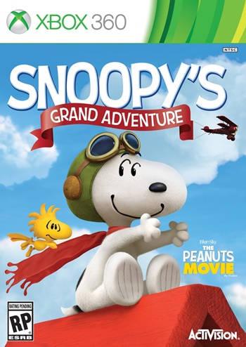 Snoopys Grand Adventure XBOX 360 Español
