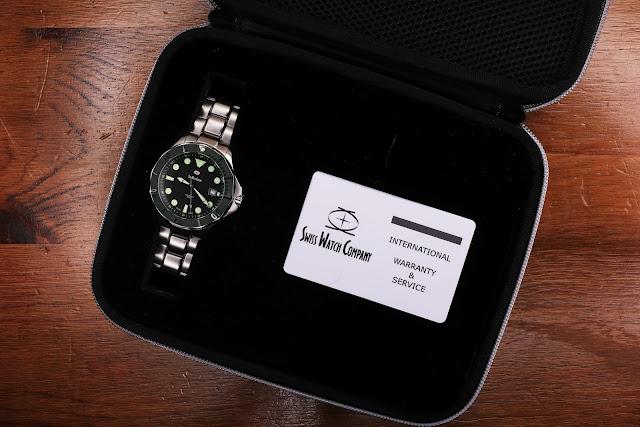 SWC Diver case