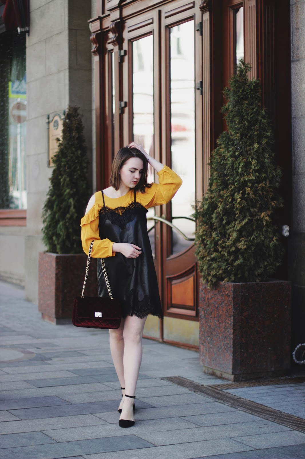 Fashion Blogger | Yellow Trend | Look