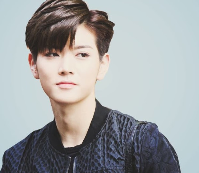 Gaya Rambut Pria Ala Artis Korea clean 4/6 parted hairstyle