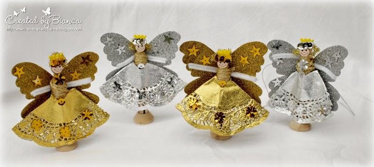Handmade By Bianca Basteln Mit Meinen Kindern Für Weihnachten