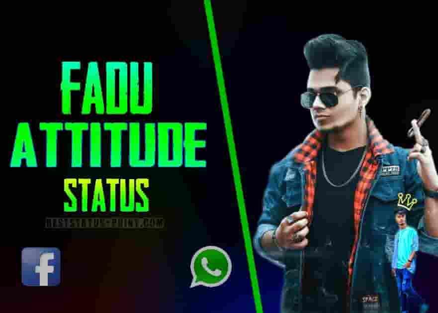 Fadu_Status_in_Hindi