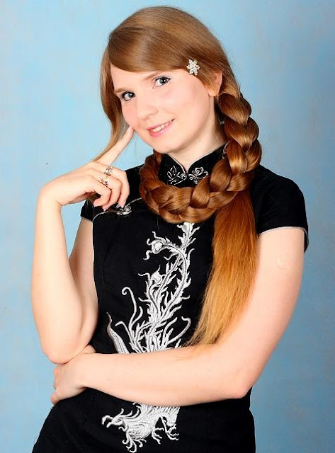 very long braid Hairstyles For Women