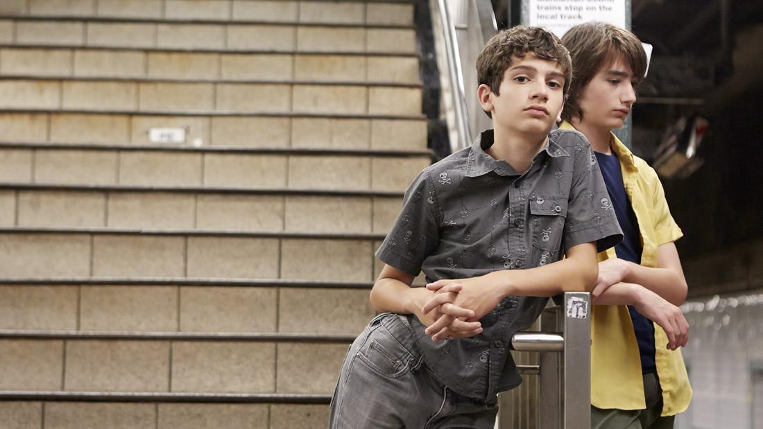 VERANO EN BROOKLYN (Little Men) - Theo Taplitz y Michael Barbieri