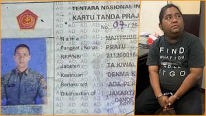Bripka Cornelius Mengamuk gegara Ditagih Bill Minum Rp3.3 Juta, Anggota TNI Ikut Tewas Didor