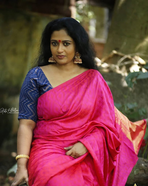 Manju Pathrose Big Boss Malayalam